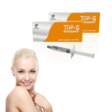 Facial Buy Injectable Dermal Fillers TOP-Q 2ml Injectable Hyaluronic Acid Dermal Fillers