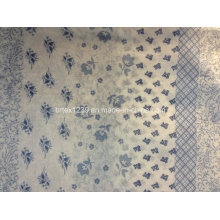 100% Cotton Printed Voile for Garments