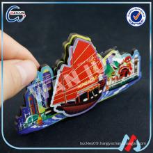 2d wooden promotional fridge magnet