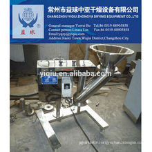 Machine for foodstuff and pharmaceutical granulator