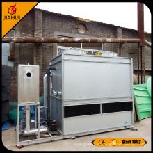 Circuito cerrado cuadrado Flujo de contador Torre de agua de enfriamiento Circuito cerrado Torre de enfriamiento Condensador evaporativo