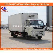 16 Cbm 4X2 Foton Camion Refrigerator Frigorifique