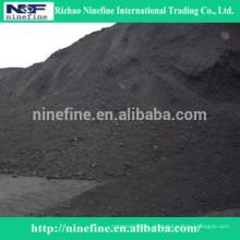 El coque de petróleo crudo del sulfuro medio de China Fule Grade