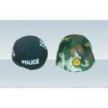 Military police outdoor duty helmet set