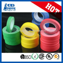 Antistatic Feature and Single Sided Adhesive Side crepe paper masking tape