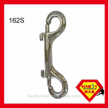 Small Stainless Steel Double End Carabine Dog Pet Carabiner Hook