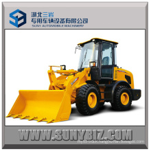 XCMG 1.6 Ton Small Wheel Loader Lw160k