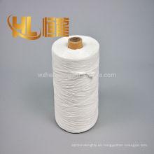 2017 de alta calidad del hilo de relleno de los pp del cable, hilado de relleno blanco de los pp