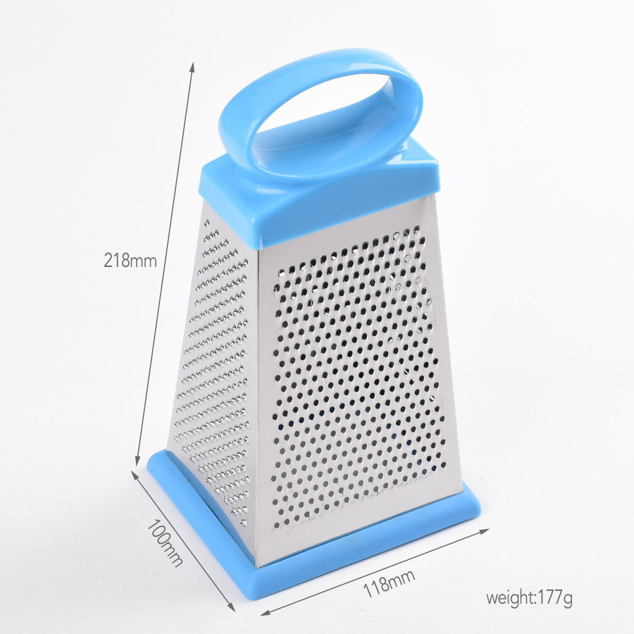 4 Sided Boxed Grater