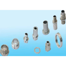 CNC machining parts Steel CNC lathe components