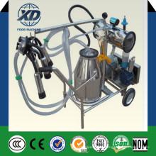 Vacuum Pump Single Bucket Cow and Goat Milking Machine