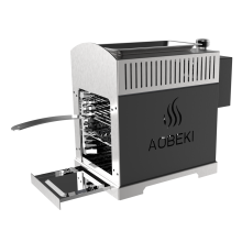 Single Burner Gas Infrared Grill