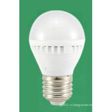 Светодиодная лампа G50 3W с RoHS