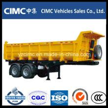 Cimc 2 Axle Полуприцеп-самосвал