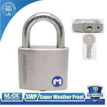 MOK verrouille le cadenas incassable W207/50WF avec le corps SUS304 fabriqué par la meilleure entreprise de verrouillage