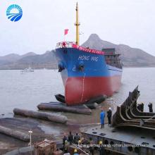 Ship Launching Marine Rubber Nylon Airbag Fabric