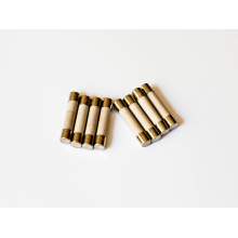 Ceramic Tube Fuse Fast-Acting 6.3 X 30 mm