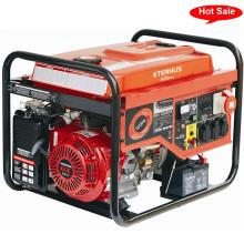 Generador de gasolina rojo confiable (BH8500)