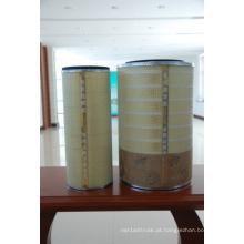Peças sobresselentes Wg9725190102 / 0103 do filtro de ar do caminhão de Sinotruk HOWO