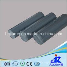 Vara de Plástico PVC Cinza para Engenharia