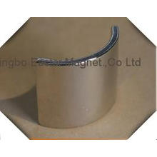 Permanent Magnet Arc Segment forme permanents néodyme aimant en néodyme pour moteurs à courant continu