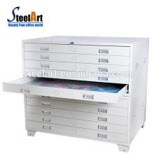 Armário de armazenamento desenho geral mobiliário comercial uso