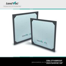 Precio de fábrica de Landvac ignífugo a prueba de vacío para paredes de ducha de vidrio