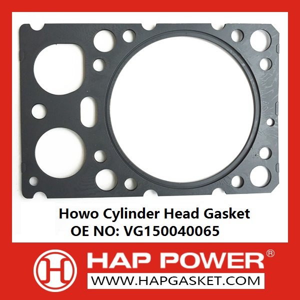 HAP-HD-026-Howo Cylinder Head Gasket VG150040065-128mm-4layer