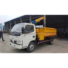New model sewer dredge vacuum sewage suction truck