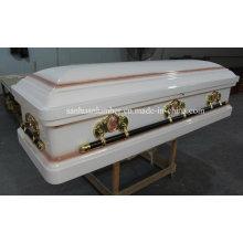 Caskets/ New Style Wooden Coffin &Casket (Wm-01)