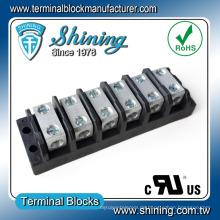 TGP-085-06BSS 85A 6Way gleich Bussmann Power Splicer Terminal Streifen