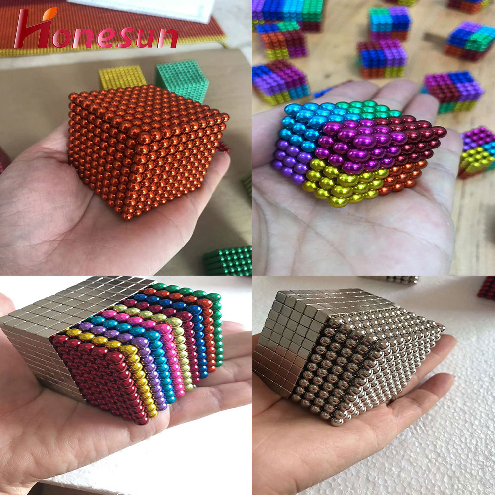 Magnetic Balls Colors