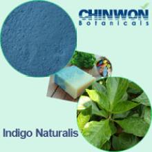 Естественная голубая краска для ткани Цин Дай