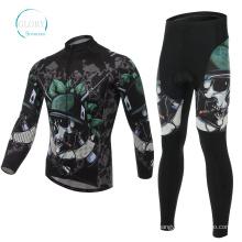 100% Man′s Knit Cycling Wear