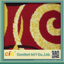 High Quality 100% Polyester Velour Carpet