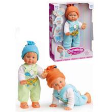 Aprobación En71 B / O Toys Doll puede caminar y deslizarse con la música (10145895)
