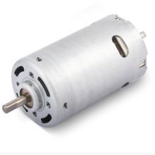Moteur à courant continu à aimant permanent 24V 52mm 6000 tr / min pour le nettoyeur à vide