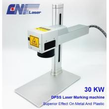 Máquina de marcado láser IR para marcado de metales