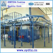 Beschichtungsmaschine-Ausrüstungs-Anstrich-Linie der hohen Qualität