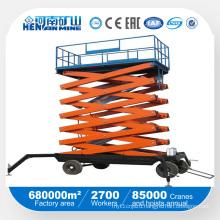 Electric Hydraulic Working Platform (SJY)