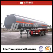Haute qualité LNG réservoir remorque, camion citerne pour le transport Lquid chimique