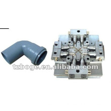long life plastic pipe fitting mould