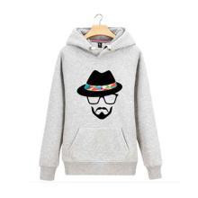 Heavy Cotton Blend OEM Custom Crewneck Sweatshirt and Hoodies