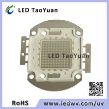 UV LED 375nm 395nm 405nm 100W, Hochleistungs-UV-LED