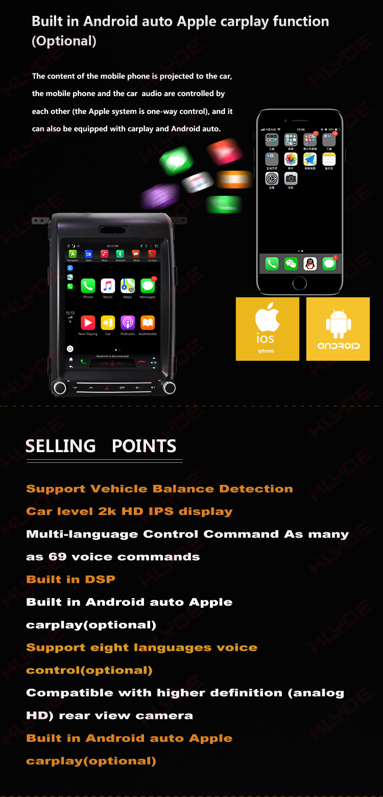 android car px6 for Ford F150