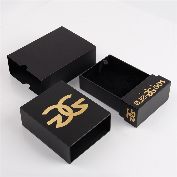 Cardboard Essential Oil Luxury Jewelry Pen Paper Box