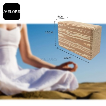 EVA Eco Friendly Yoga Blöcke Schaum Block