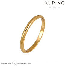 10776 Xuping gold plated rings without stone