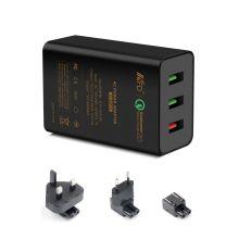 Multi-funcional 5V 9V 12V 15V USB Quick Charger