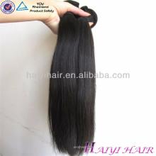 2016 лучшие продажи девственница прямые человеческие волосы соткать дешевые цены перуанские волосы пучки человеческих волос weave